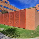 Outdoor Metal Louvers