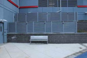 Industrial Louvers vs. Commercial Louvers, How do They Compare?