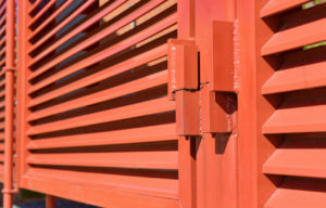 Which Material Should You Go with For Your Security Louvers?