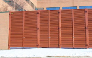 Why Businesses Typically Install a Set of Security Louvers